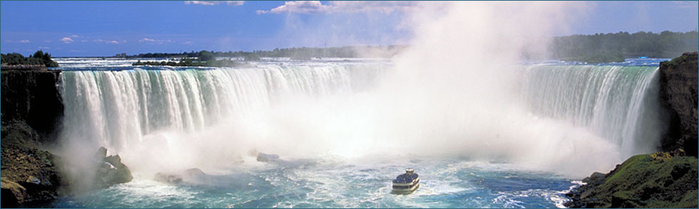 Chutes Niagara - Crédit photo Ottawa Tourism