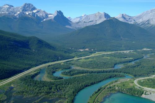 Parc National de Banff - Credit photo Travel Alberta