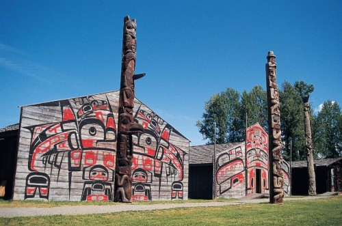 Culture aborigène - Crédit photo Tourism British Columbia