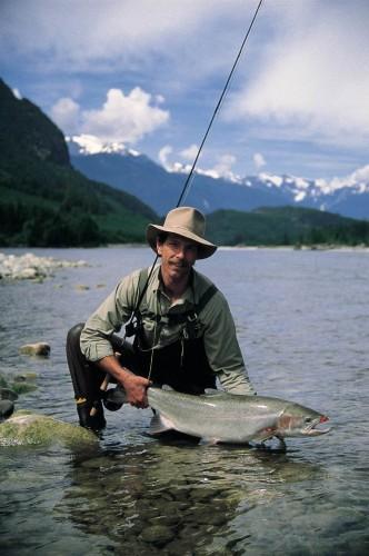 Pêche - Crédit photo Tourism British Columbia