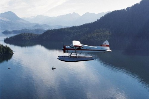 Survol Hydravion - Credit Photo Tourism British Columbia