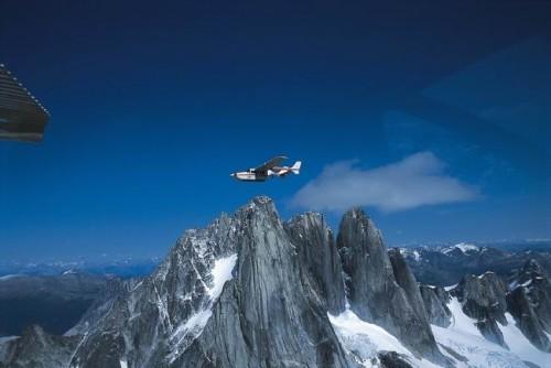 Survol des Rocheuses - Credit Photo Tourism BC - Tom Ryan