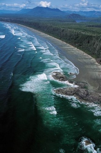 Tofino Ile de Vancouver - Credit Photo Tourism British Columbia