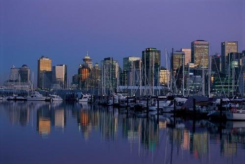 Vancouver 2 - Credit Photo Tourism BC - Tom Ryan