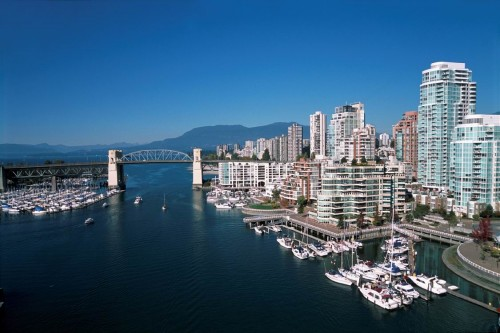 Vancouver 4 - Credit Photo Tourism British Columbia