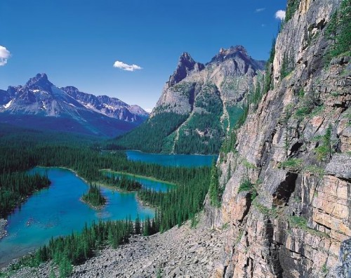 Yoho National Park 1 Credit Photo Tourism BC - JF Bergeron