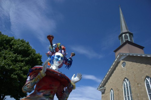 Festival Acadien Caraquet  2 - Credit Photo Tourisme Nouveau-Brunswick, Canada