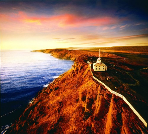 Cape Spear - Credit Photo Newfoundland and  Labrador Tourism