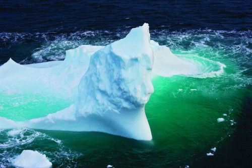 Iceberg coast of Labrador - Credit Photo Newfoundland and Labrador Tourism - Wayne Barrett