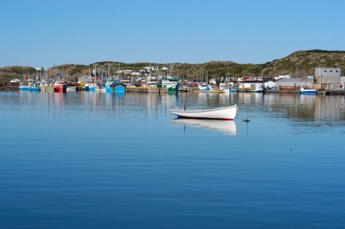 Twillingate - Credit Photo Newfoundland and  Labrador Tourism - Hans G Pfaff