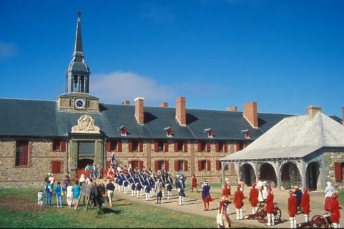 Fortress Louisbourg National Historic Site, Louisbourg - Credit Photo Nova Scotia Tourism