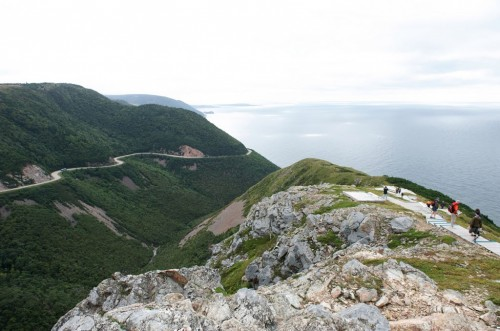 The Skyline Trail on French Mountain in Cape Breton Highlands National Park - Credit Photo Nova Scotia Tourism