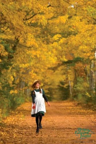 Anne au pignon vert automne - Credit Photo Tourism PEI - John Sylvester