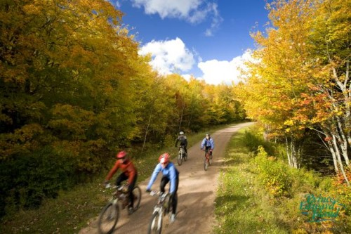 Confederation Trail Velo - Credit Photo Tourism PEI