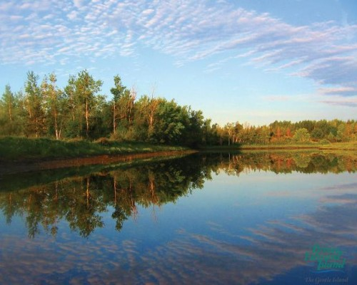 Lac - Credit Photo Tourism PEI - Leona Arsenault