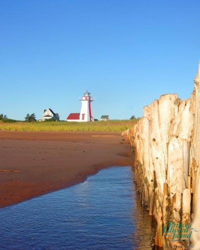 Phare - Credit Photo Tourism PEI - Leona Arsenault