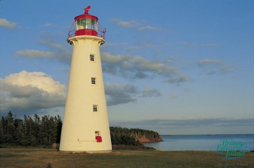 Phare 2 - Credit Photo Tourism PEI - John Sylvester