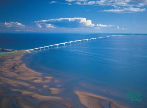 Pont  Confederation - Credit Photo Tourism PEI