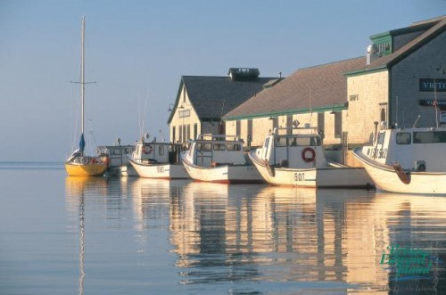 Victoria - Credit Photo Tourism PEI - John Sylvester