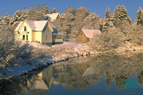 Wheatley River Hiver - Credit Photo Tourism PEI