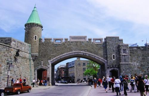 Vieux Québec - Crédit photo Ministère du Tourisme du Québec