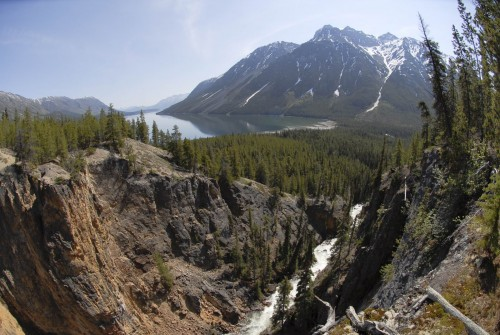 Bennett Lake 1 - Credit Photo Government of Yukon