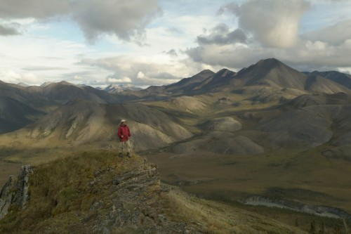 Ivvavik National Park - Credit Photo Government of Yukon - Marten Berkman