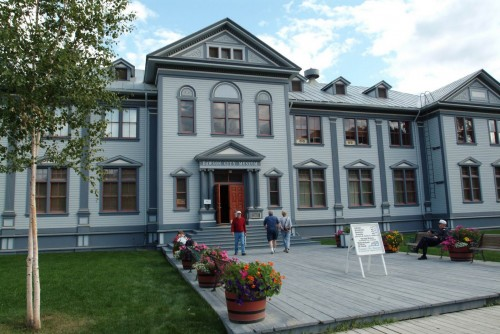 Musee Dawson City - Credit Photo Government of Yukon