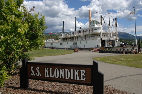 SS Klondike Site National Historique du Canada - Credit Photot Government of Yukon