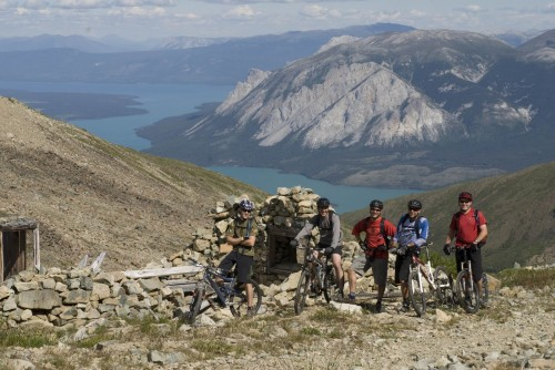 Velo de Montagne Montana Mountain-  Credit Photo Gouvernment of Yukon - Derk Crowe